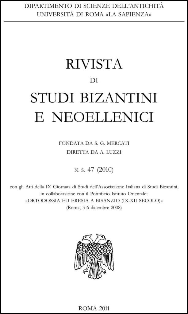 Ortodossia ed Eresia a Bisanzio